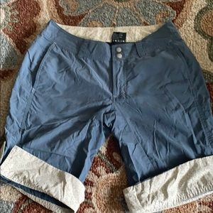 EUC WOMENS SMALL OUTDOOR RESEARCH COMFY SHORTS